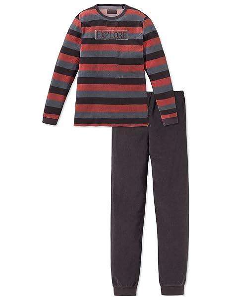 Schiesser Anzug Lang, Conjuntos de Pijama para Niños: Amazon.es: Ropa y accesorios