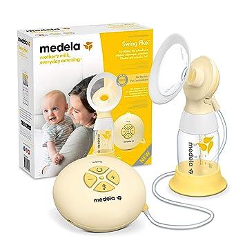 Medela Swing Flex Electric Breast Pump Single Sided Pump Innovation Amazon De Baby