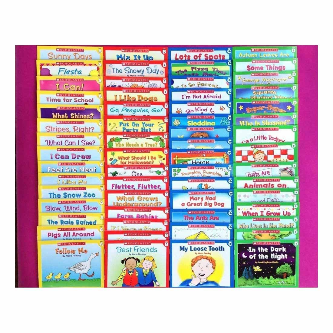 Childrens Learn to Read Books Lot 60 - First Grade Set + Reading Strategies Buyer's Choice