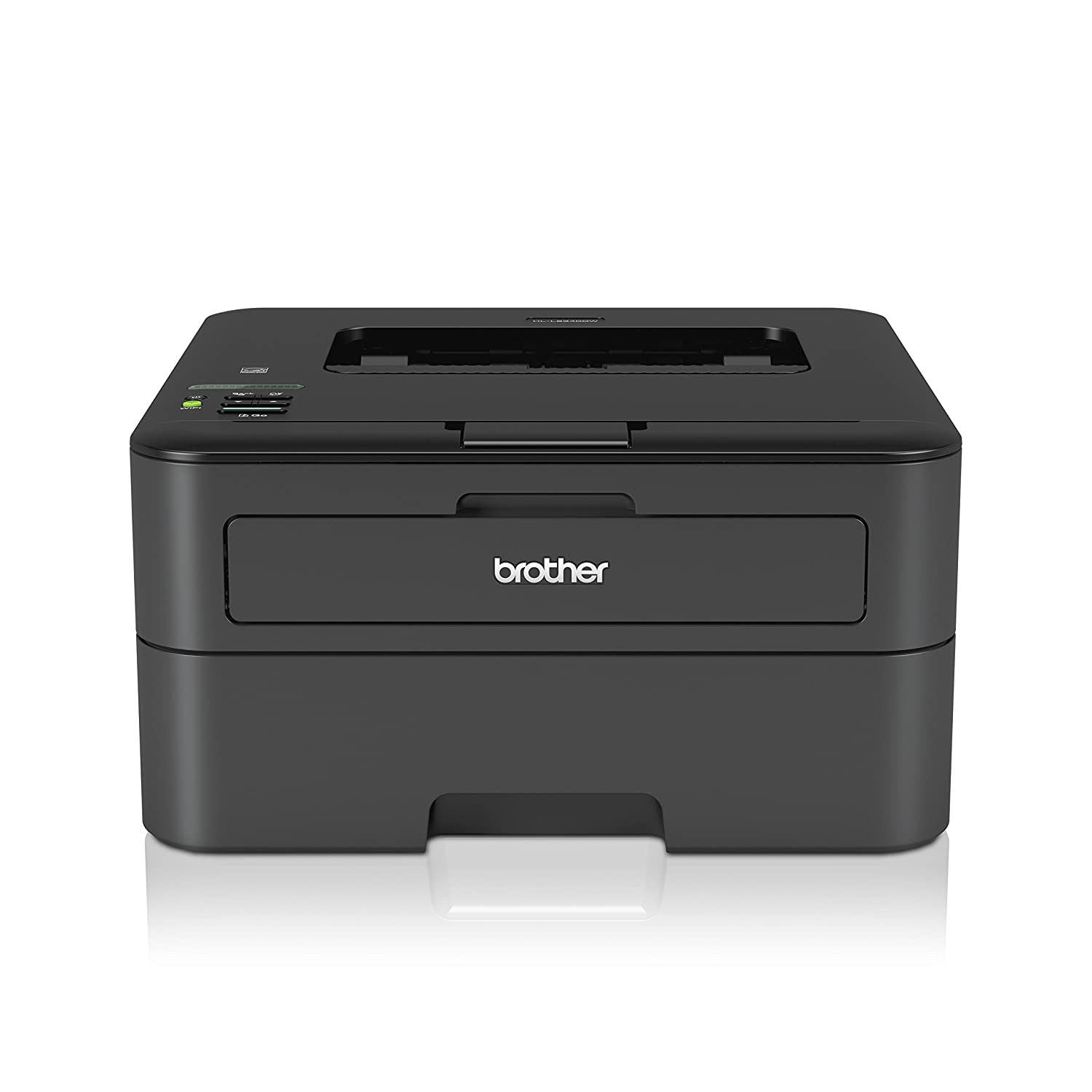 Brother HLLDW Impresora láser monocromo Wi Fi ppm doble cara color negro