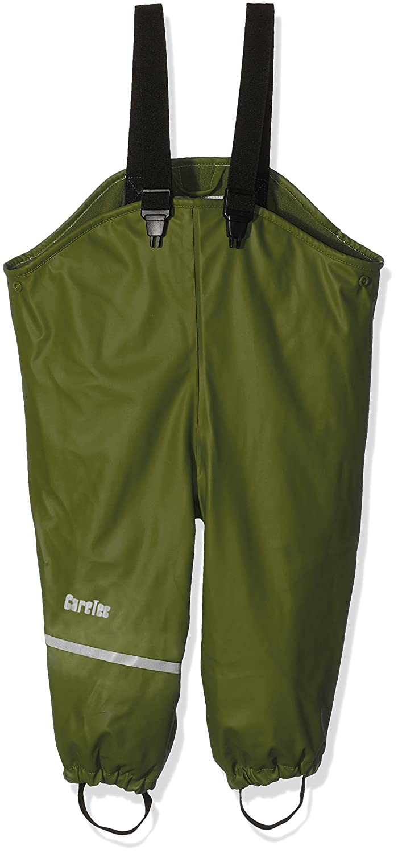 CareTec Pantaloni impermeabili con vello Unisex bambino/bambina 4002