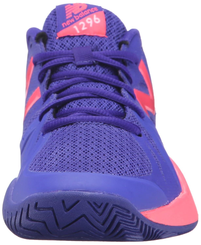reputable site dc2d9 9f5e0 Zapato de tenis de estabilidad New Balance 1296v2 para mujer Azul   guayaba