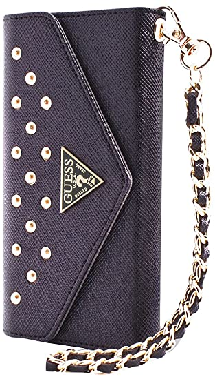 Guess Studded Collection Clutch Case für Apple: