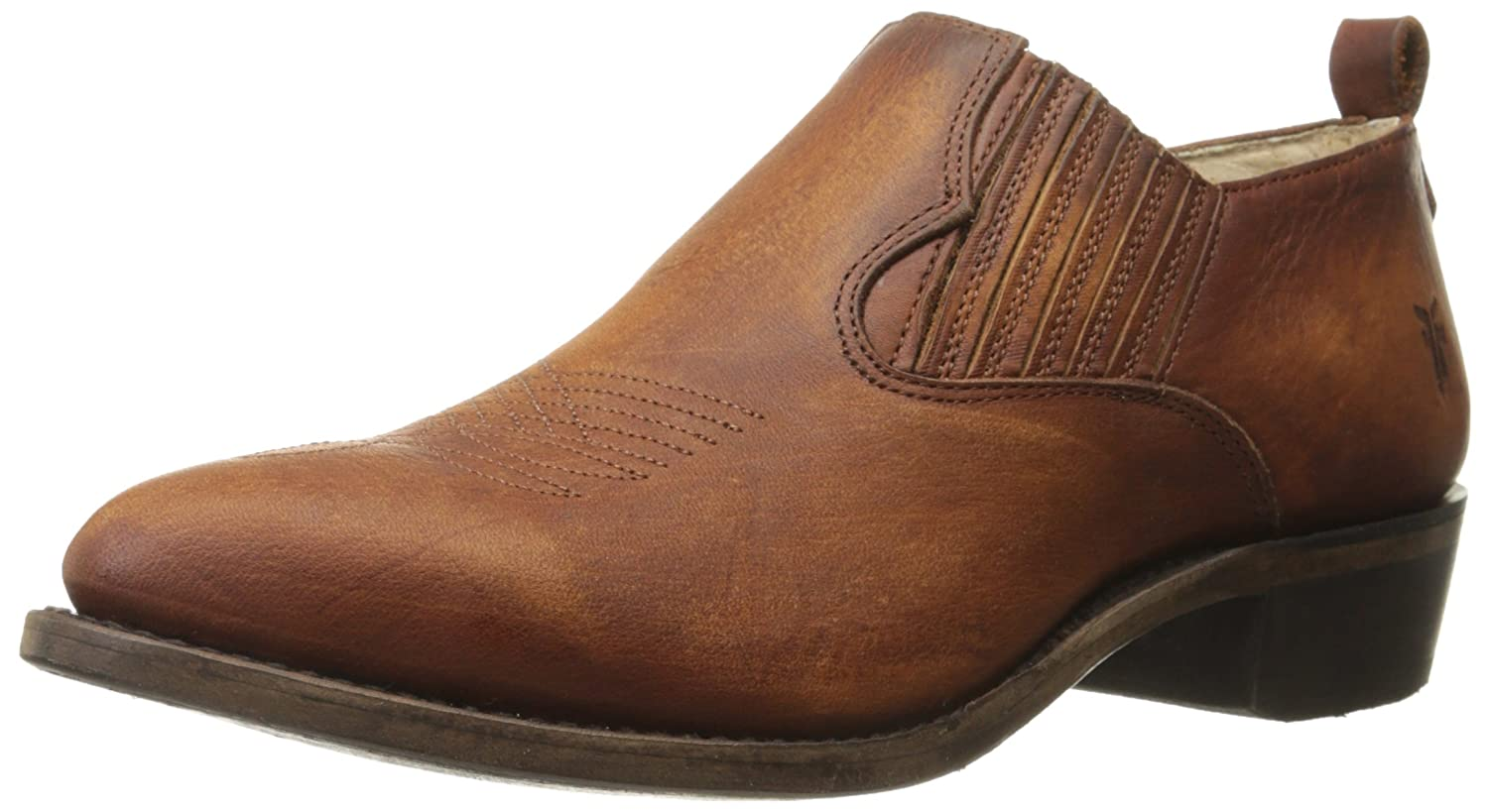 FRYE Women's Billy Western Boot B00R54ZG8A 8 B(M) US|Cognac