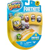Mighty Beanz Licensed Series 1 Fortnite 4 Pack