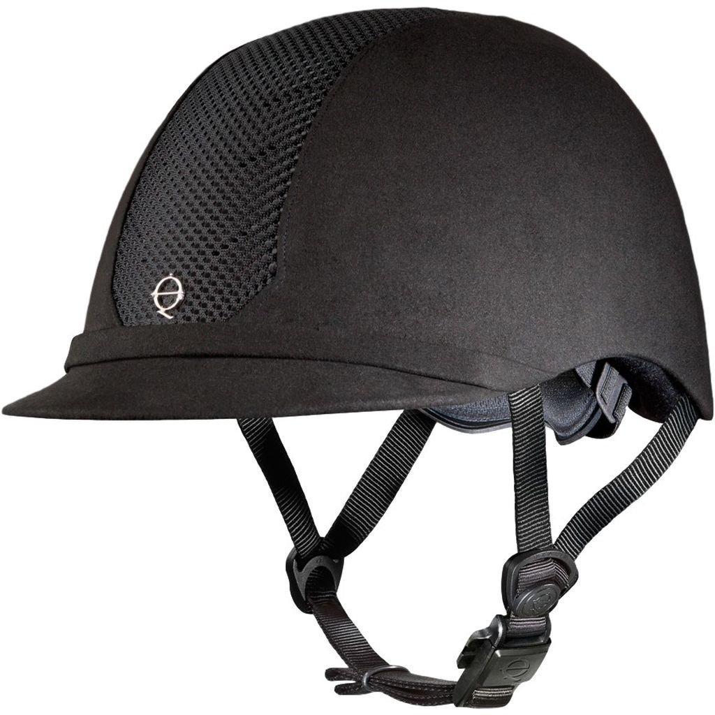 Troxel ES Helmet, Black, Medium