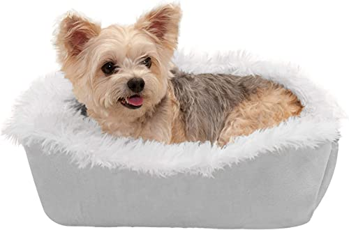 Furhaven Pet Dog Mat – Self-Heated Cat Bed Mat, Thermal Crate Pad, Warm Waterproof Dog Blanket, Shammy Rug Floor Protector, More – Available in Multiple Colors Styles