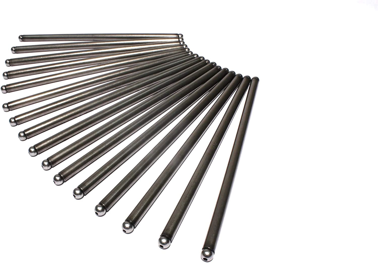 Length 5//16in Comp Cams 7812-16 Hi-Tech Pushrods 7.794 in Diameter