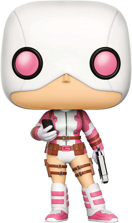Funko Pop Summer Convention Exclusive Selfie Gwenpool-Collectible Figure Marvel