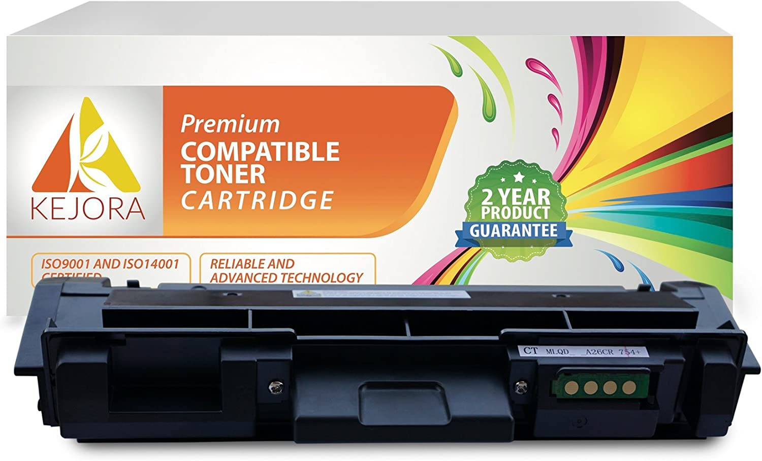 5 PK MLT-D118L Toner Cartridge for Samsung Xpress M3065FW M3015DW Printer