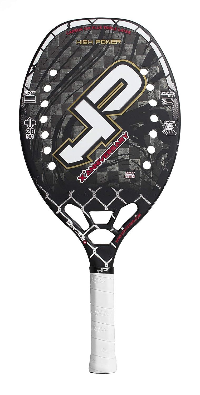 Amazon.com: Raqueta HP de alta potencia de tenis de playa X ...
