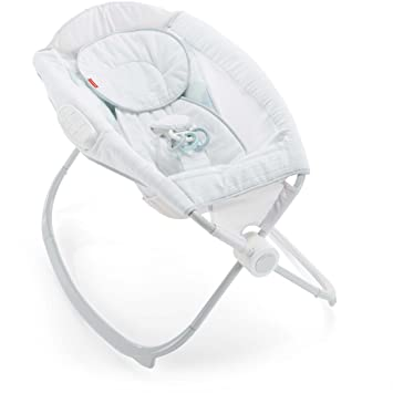 38106550dc1 Amazon.com   Fisher-Price Deluxe Auto Rock  n Play Sleeper with ...