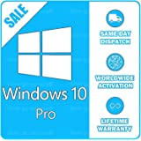 MICROSOFT WINDOWS 10 PRO PROFESSIONAL 32/64 BIT KEY CHIAVE LICENZA ITA MULTILINGUA