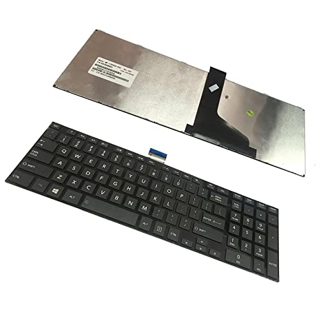Amazon.com: New US Black English Laptop Keyboard (with Frame