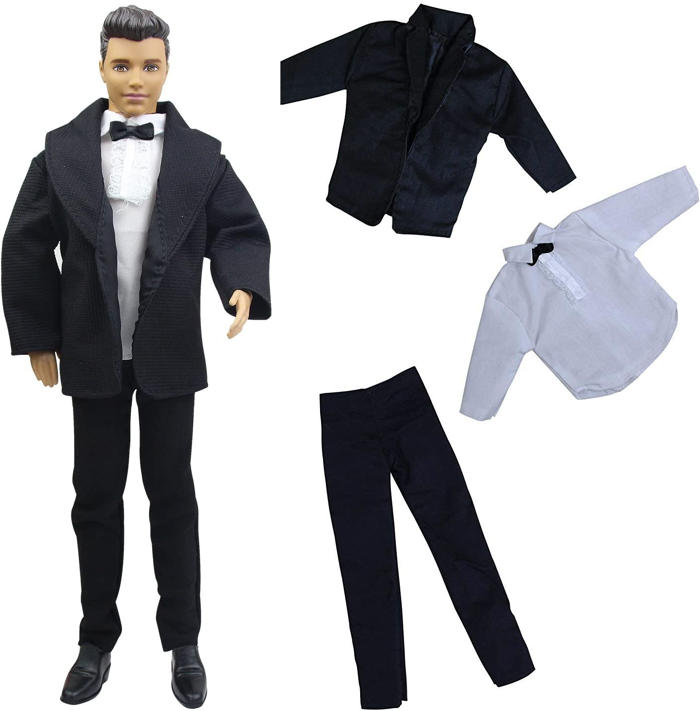 ZITA ELEMENT Fromal Office Suit Set for 11.5 Inch Girl Doll Boyfriend Doll Clothes Outfits