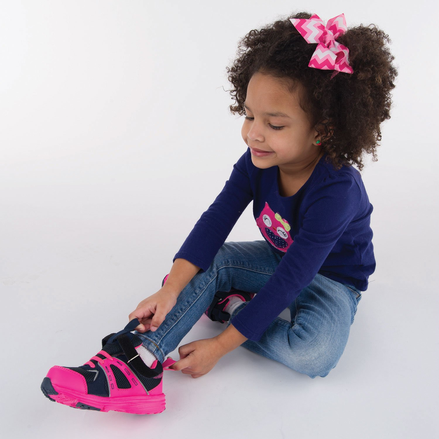 One Step Ahead Easy-On Athletic Shoes for Kids Sizes 6-13