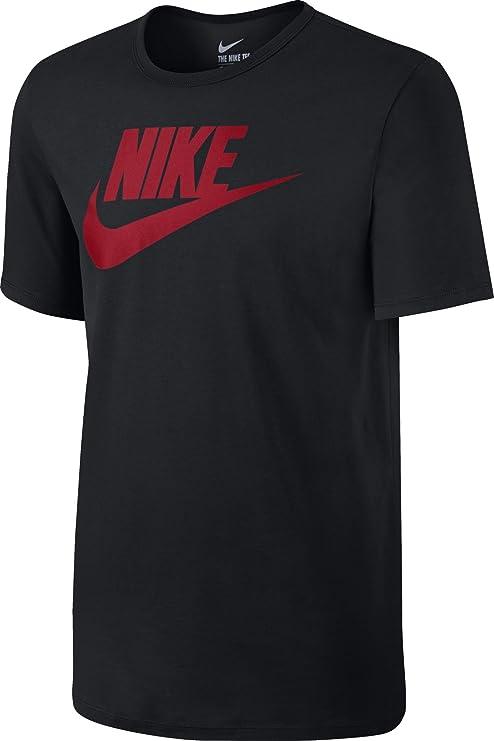 369f94c526c7 Nike Futura Icon Men s Short-Sleeved T-Shirt Pewter Wolf Deep  Nike ...