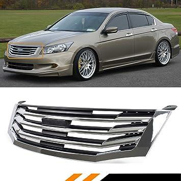 Fits 2008-2010 Honda Accord Sedan Billet Grille Insert