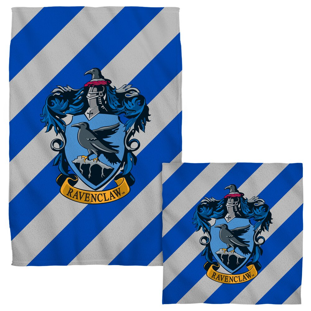 Ravenclaw Crest -- Harry Potter -- Face & Hand Towel Set