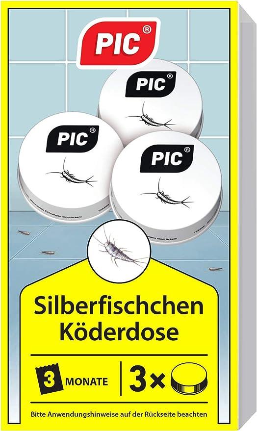 Support vom Experten Gerobug Silberfischfalle = 3 St/ück zum Silberfische nachweisen E-Book zum Silberfische bek/ämpfen