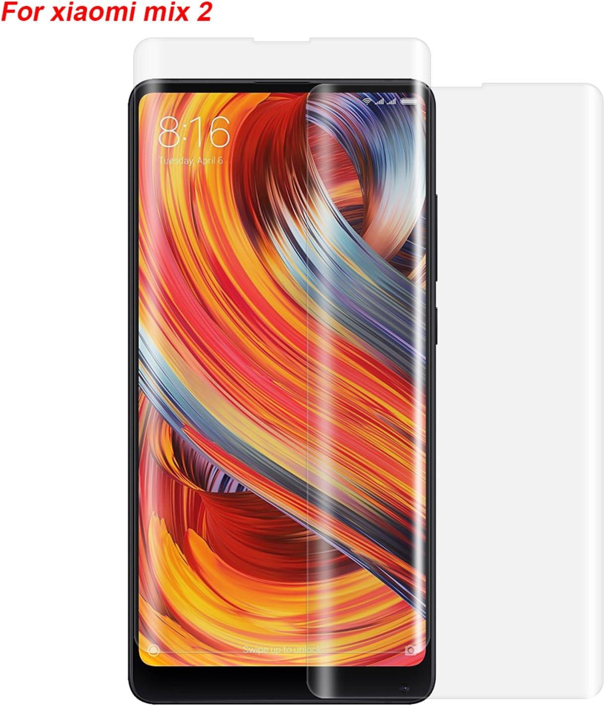 2 Pack] Xiaomi Mi Mix 2 Protector de pantalla, Mylboo última ...