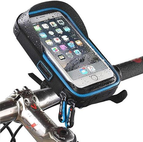 CBPE Bolsa Bicicleta Cuadro,Alta Capacidad, Impermeable Bolso ...