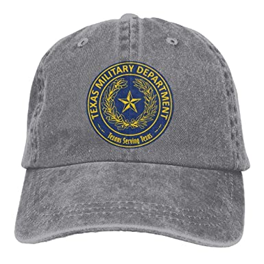 Hoswee Hombres Mujer Gorra Beisbol, Snapback Sombreros Texas ...