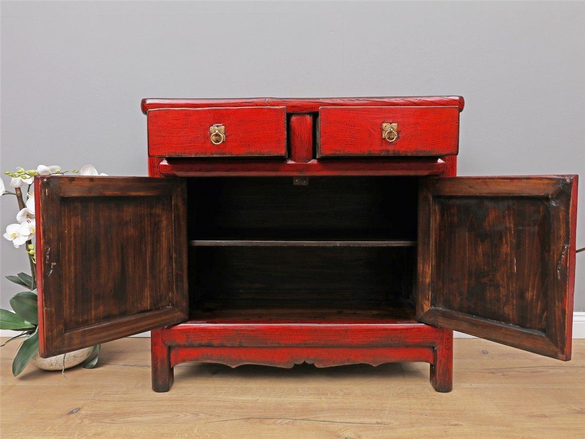 yaju Tang antigüedad Chinos - Cómoda Dormitorio Salón Madera ...