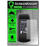 ScreenKnight® Garmin Vivo Smart 3 - Screen Protector - Military shield