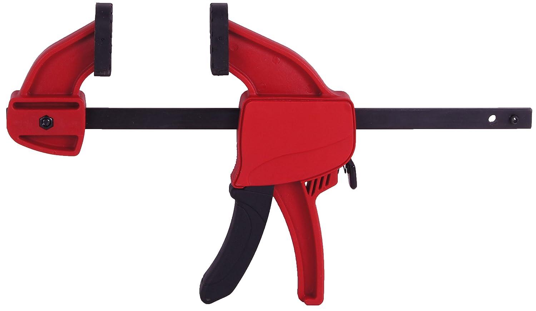 Connex COX864630 Mini-Spann- und Spreizzwinge, Spannweite 0-300 mm, Spreizweite 150-480 mm Conmetall