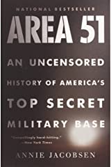 Area 51: An Uncensored History of America's Top Secret Military Base Paperback