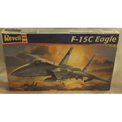 Eagle 855823 1/48 F-15C: Toys & Games