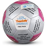 """Getting to Know You Thumball 6"""" - Conversation Starters, Team Building Games"""