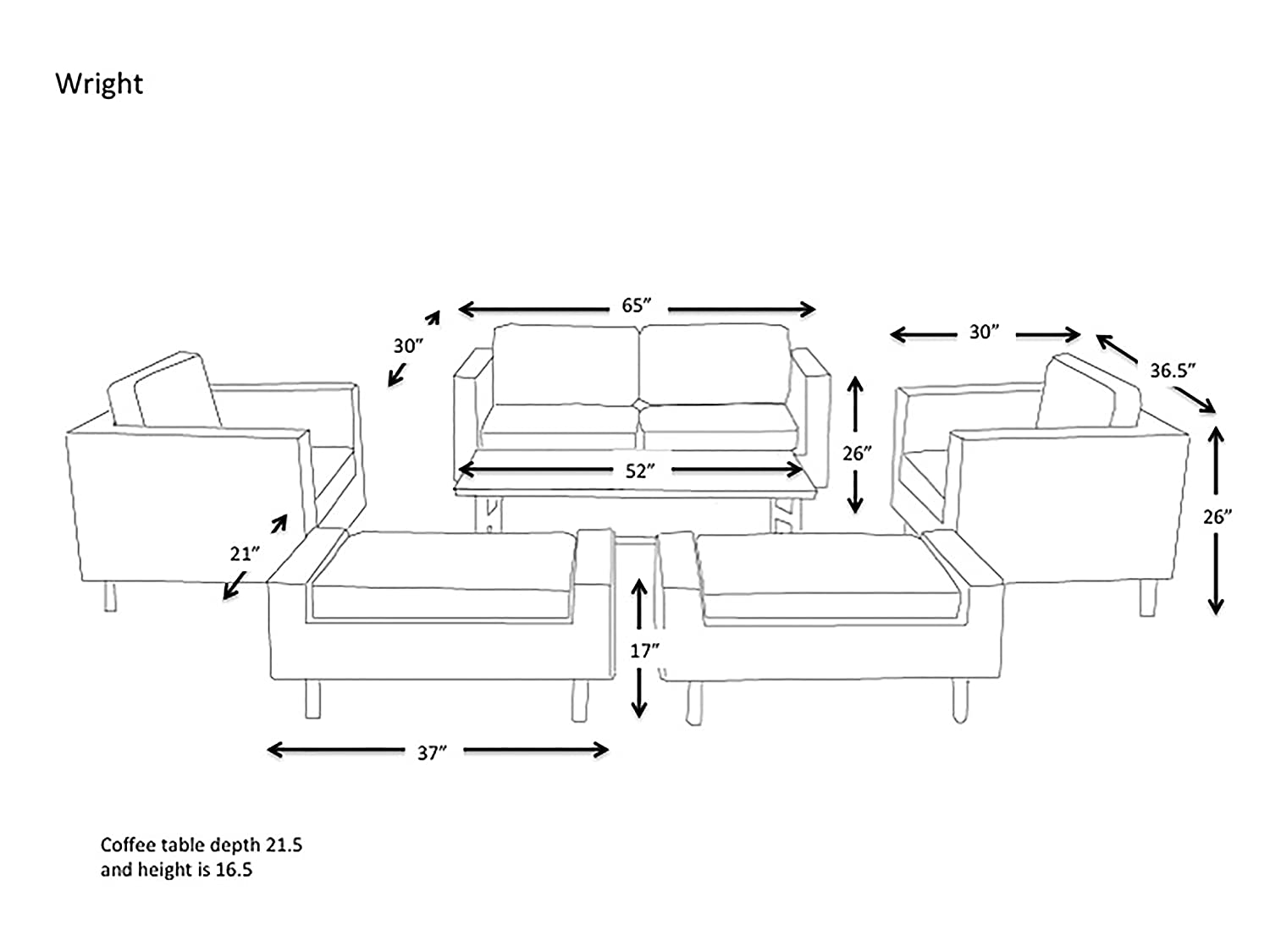 Extra $200 off coupon on AE Outdoor 6-Piece All Weather Wicker Wright Deep Seating Sofa Set