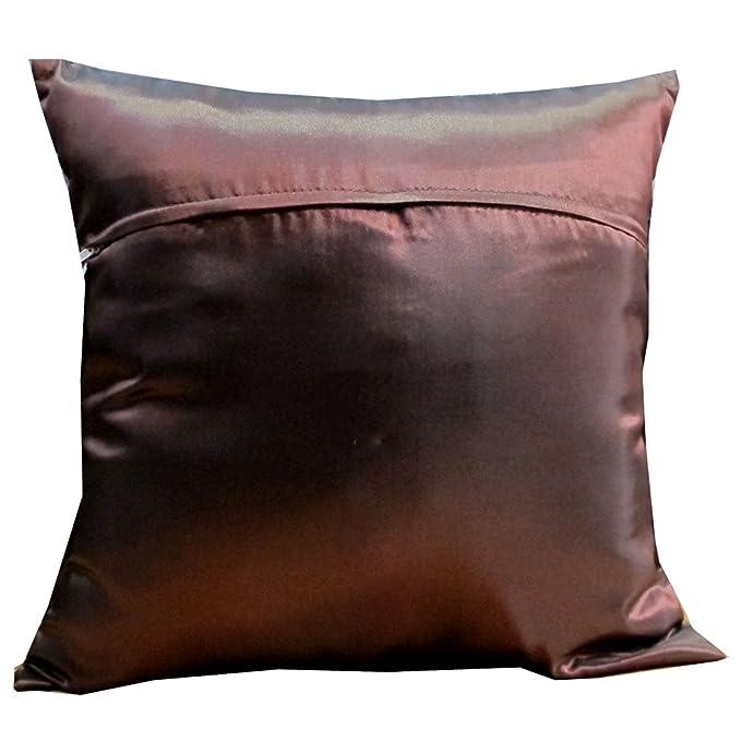 Thaimart Pillow Funda de cojín, Thai Pillow 8, verde, suelto ...
