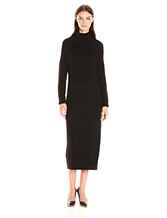Long Turtleneck Dress