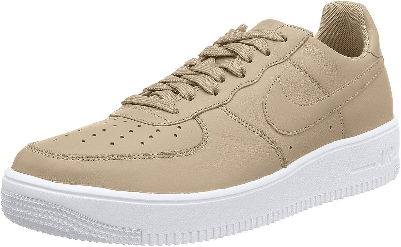 Articulación suave ornamento  Nike Shoes – Air Force 1 Ultraforce Lthr Cream/Cream/White Size: 40.5:  Amazon.co.uk: Shoes & Bags