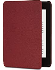 All-New Kindle Paperwhite Leather Cover (10th Generation-2018) - Merlot