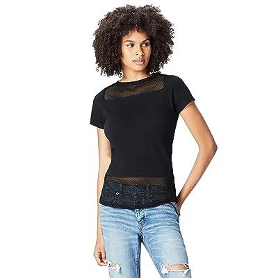 Activewear Camiseta Rejilla para Mujer: Ropa y accesorios