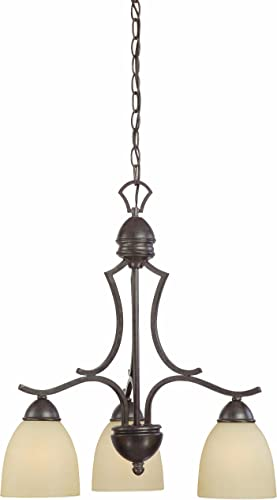 Thomas Lighting SL808122 Triton Collection 3 Light Chandelier