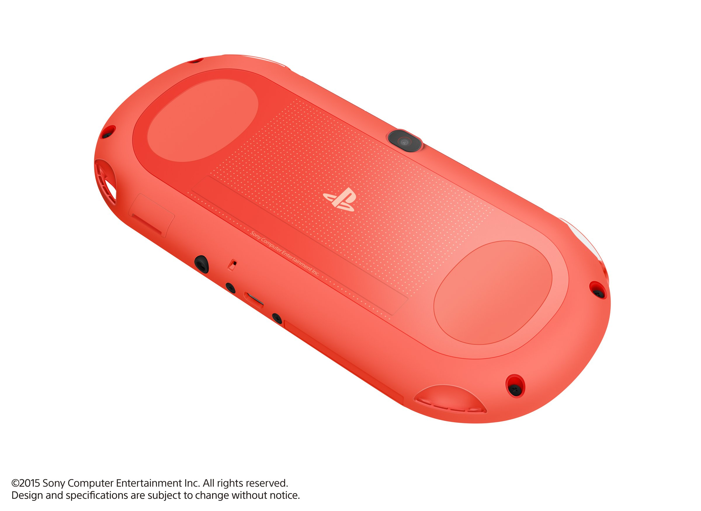 PlayStation Vita Wi-Fi model Neon Orange (PCH-2000ZA24) Japanese Ver. Japan Import by Sony (Image #5)