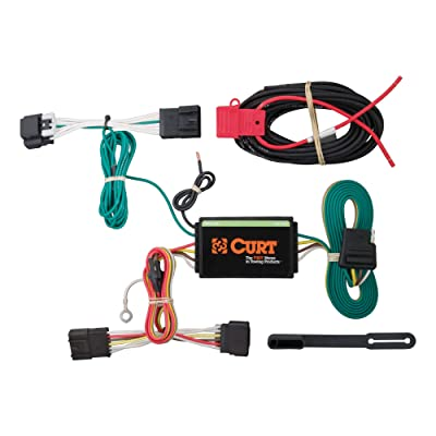 CURT 56216 Vehicle-Side Custom 4-Pin Trailer Wiring Harness for Select Chevrolet Trax, Buick Encore: Automotive [5Bkhe1004105]