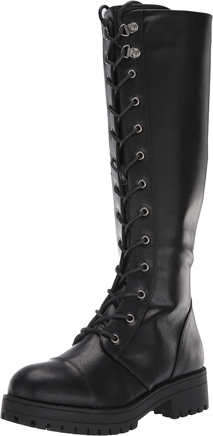 Dirty Laundry by Chinese Laundry Women's Vandal Combat Boot