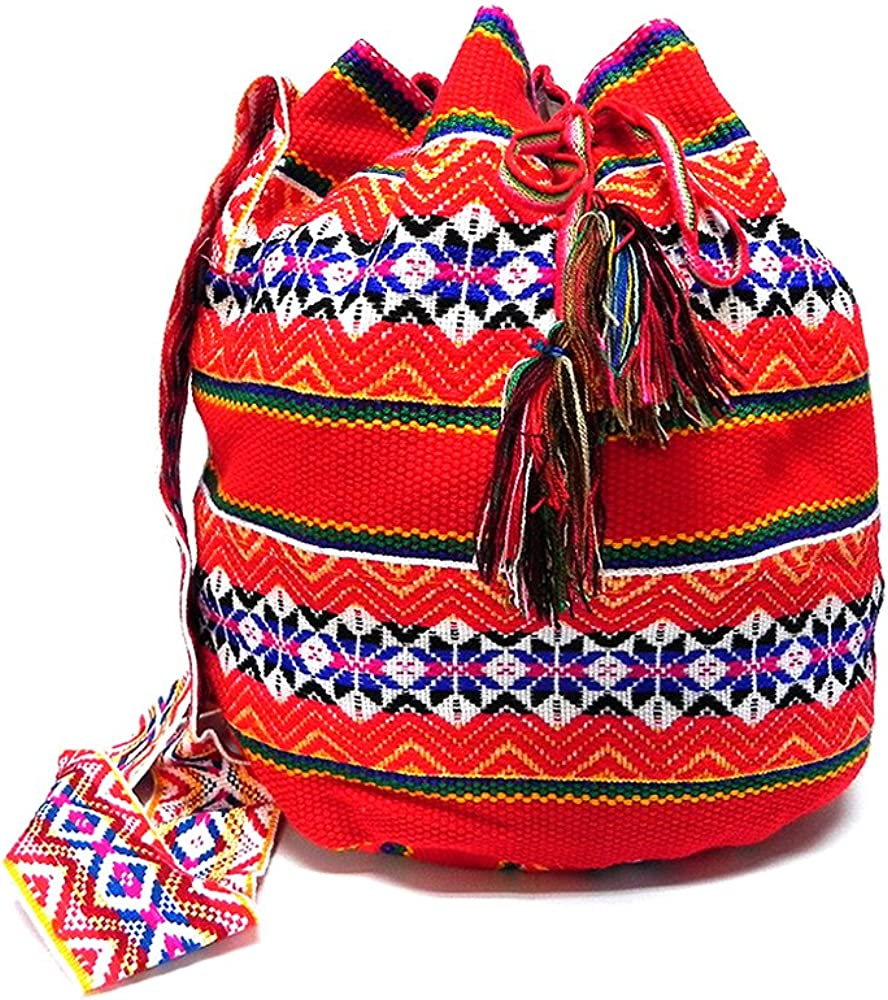 Large Multicolored Tribal...