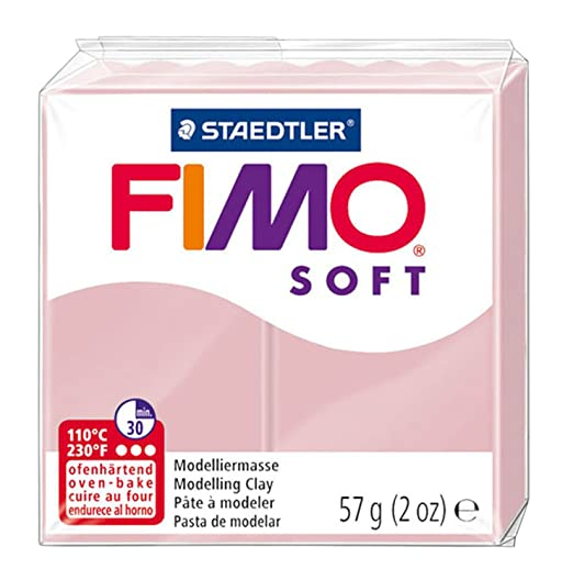 32 opinioni per Staedtler 8020–0–Fimo Soft normale Block, 57G blossom (21)