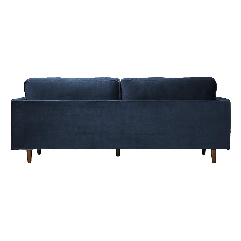 Amazon.com: POLY & BARK Inga 3 Seats Sofa with Velvet Space ...