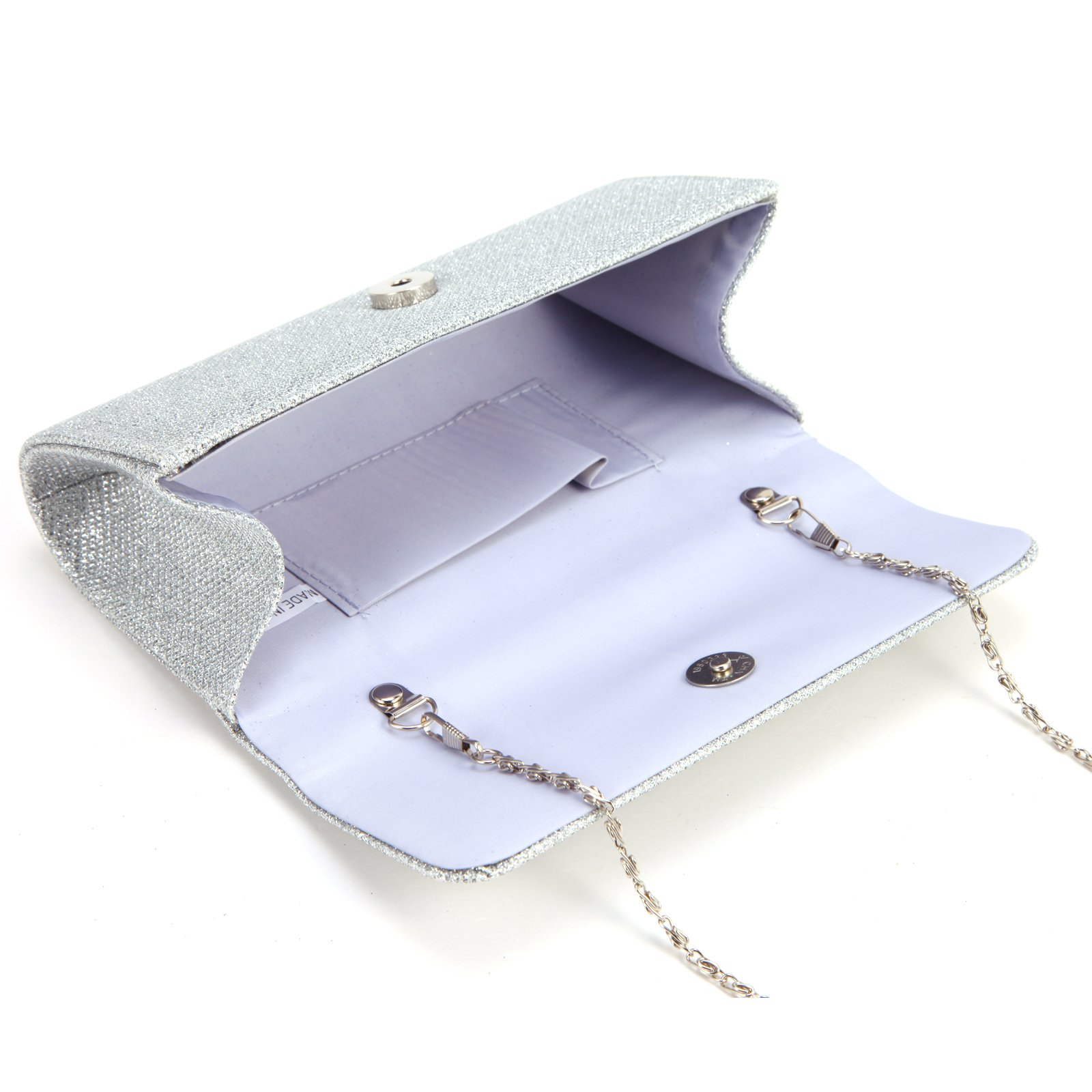 Ladies Evening Party Small Clutch Bag Bridal Purse Handbag Cross Body Tote by Anladia (Image #4)