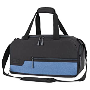 MarsBro Water Resistant Sports Gym Duffel Bag