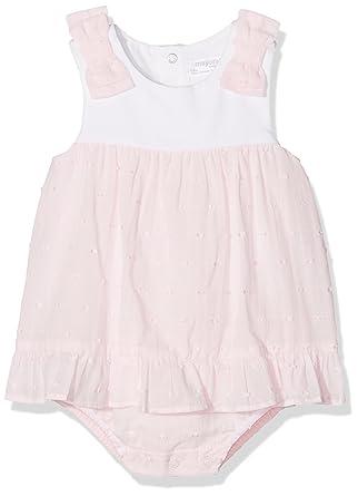 Mayoral 1876 Camiseta de Tirantes, Unisex bebé, Rosa, 68 (Tamaño del Fabricante