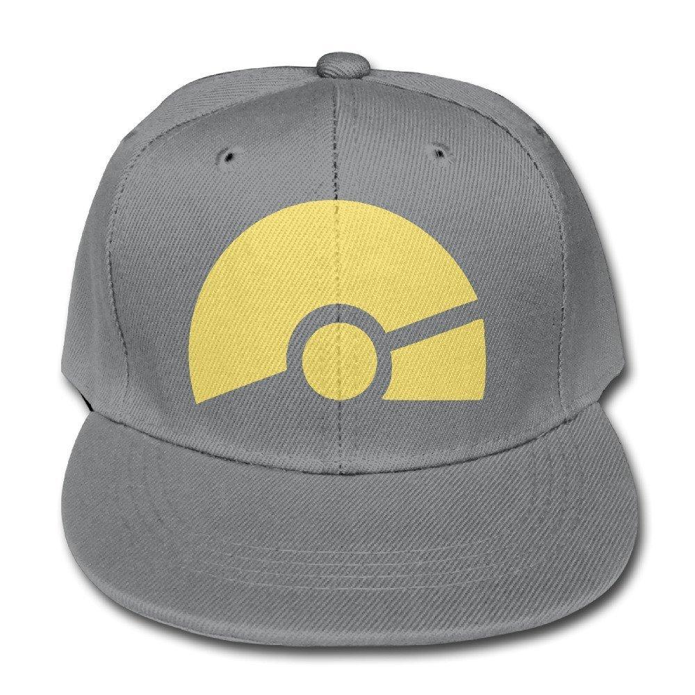 hittings Pokemon Go Cosplay Girl Trainer Adjustable Children Hats Gorra De B/éisbol Caps Ash
